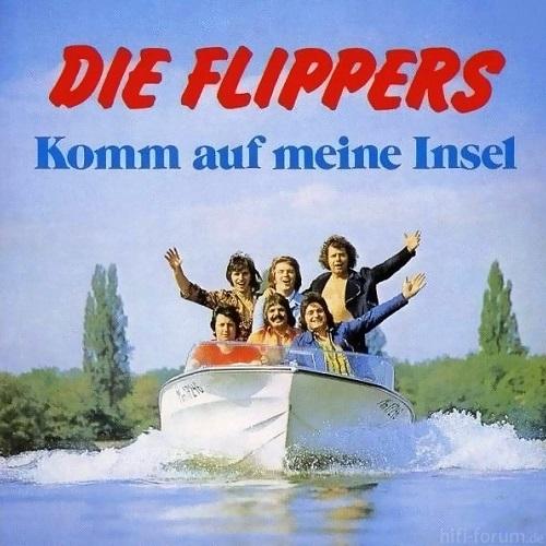 Die Flippers   Komm Auf Meine Insel