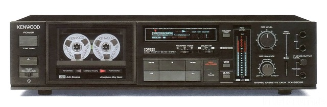 Kenwood KX 990 SR