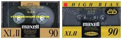 Maxell XL II 1987 1994