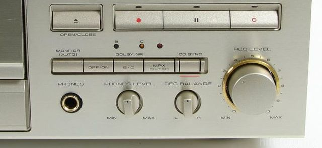 Pioneer CT S 620