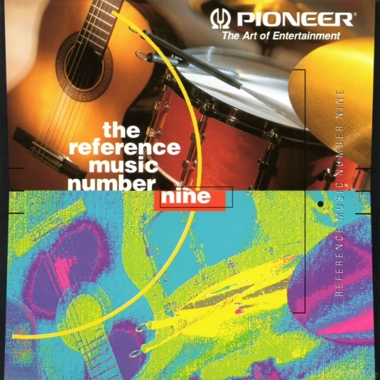 Pioneer   The Reference Music Number Nine (Promotion CD)