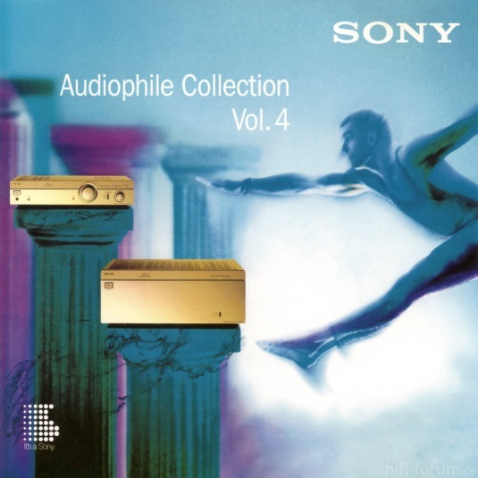 Sony   Audiophile Collection Vol  4
