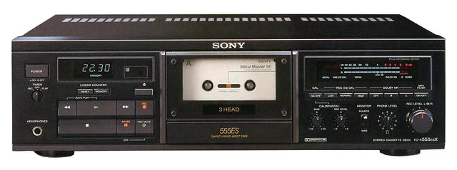 Sony TC-K 555 ESX