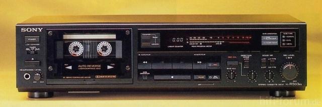 Sony TC R 503 ES