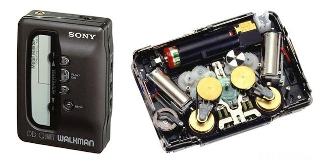Sony WM DD 9