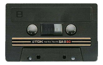TDK SA X 60 (1982)