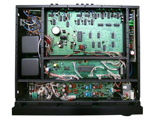 Yamaha CX 1000 Inside