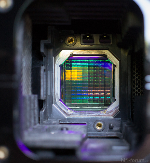 JVC350 Integratorlinse