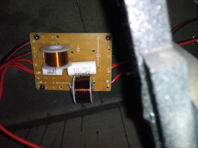 DK Digital Ls-400 Frequenzweiche