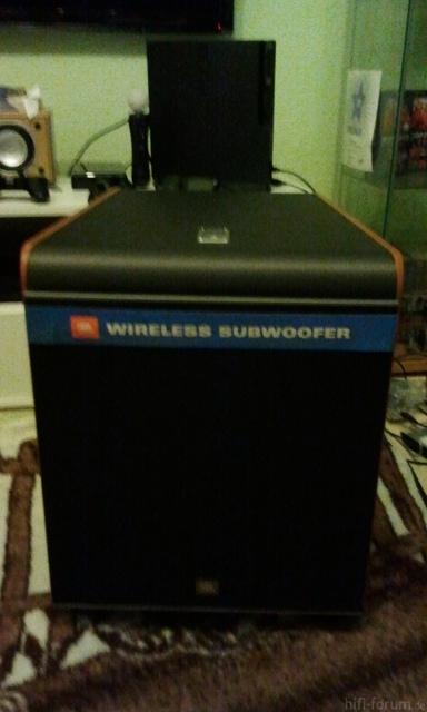 JBL ES 250 PW/CH Wlan