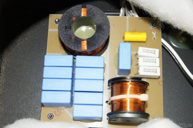System 300T Mittelton-Weiche
