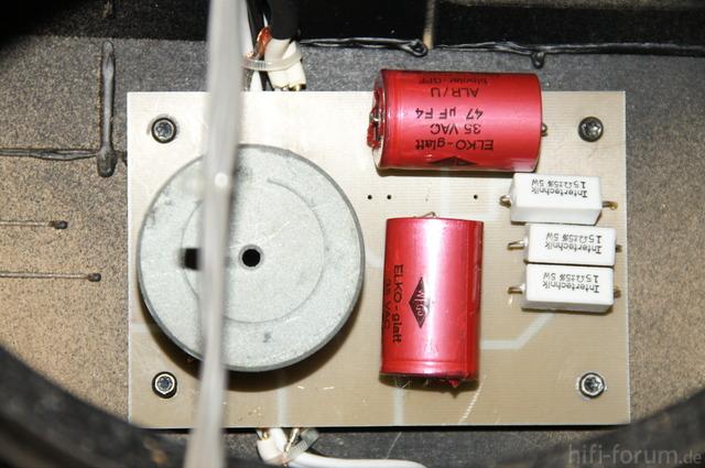 System 300T Tiefton-Weiche