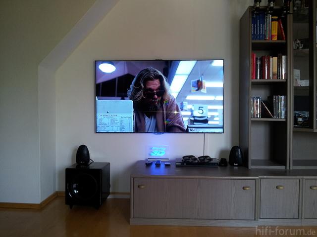 TV UE55ES8090