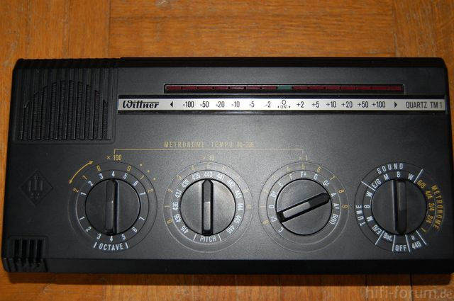 Wittner Quartz TM 1