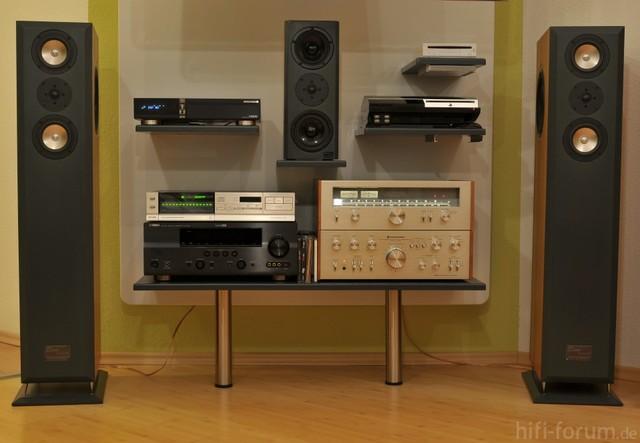 Philips CD303 Integriert
