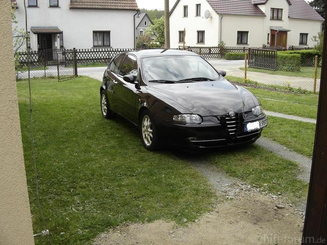 Mein Alfa 147