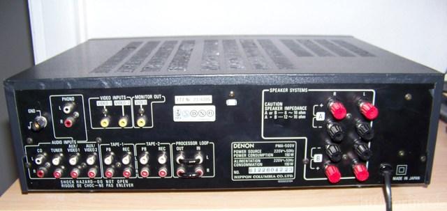 Denon PMa500V