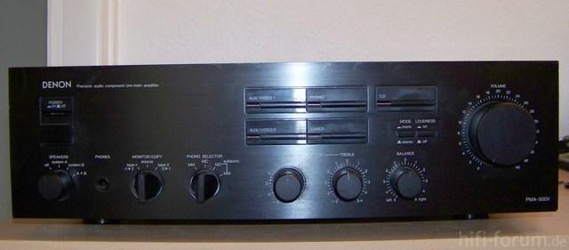 DenonPMA500v