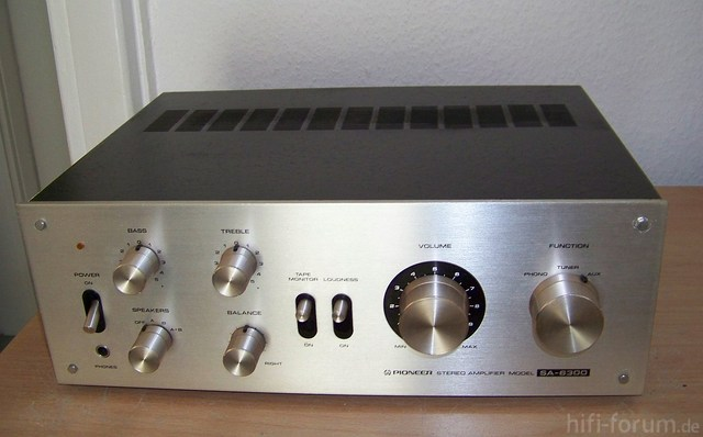 PioneerSA6300