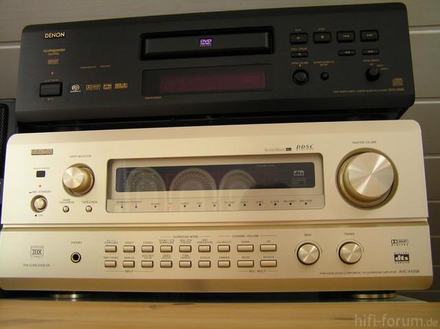 Denon A10 Und DVD 2900