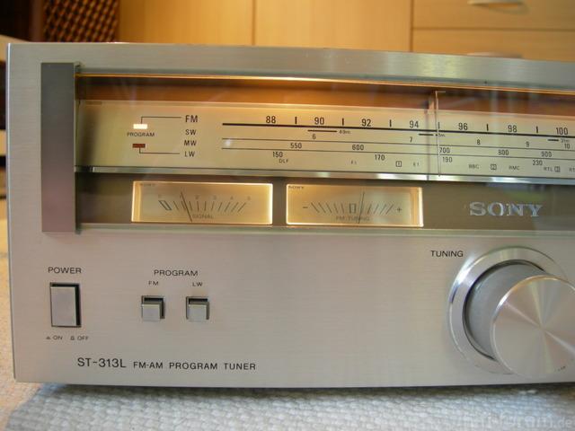 Sony ST-313L Tuner