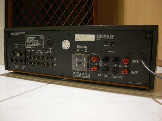 Technics SA-400