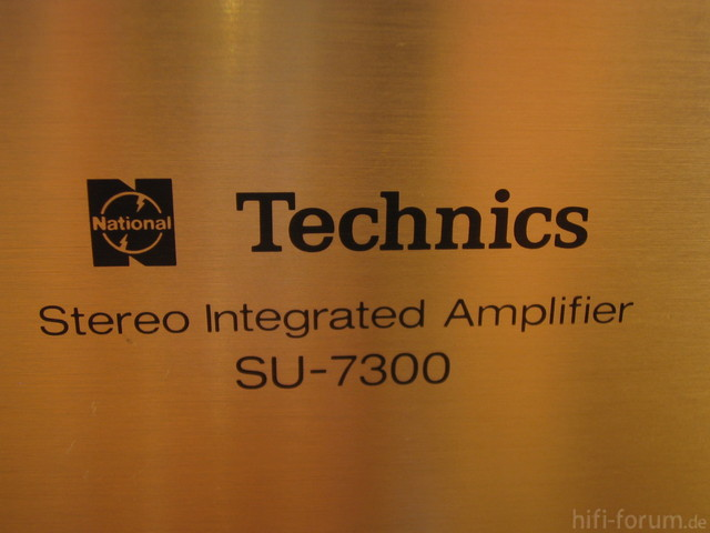 Technics SU-7300
