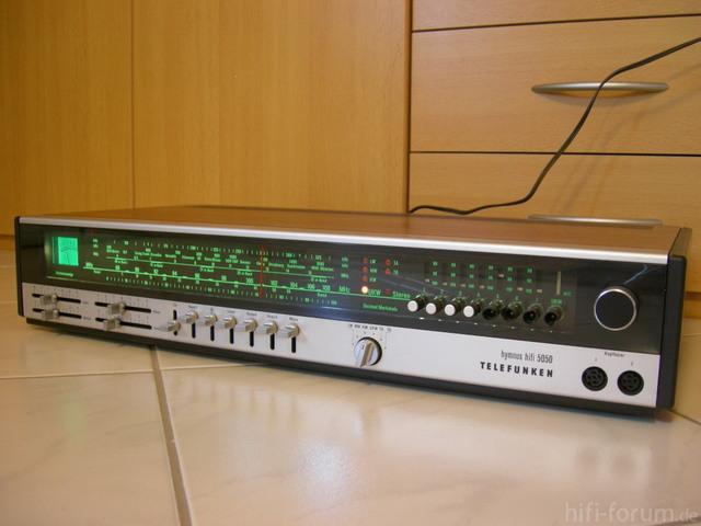 Telefunken hymnus hifi 5050