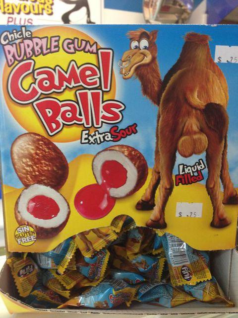 CamelBalls