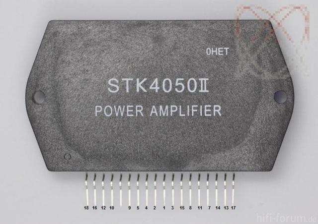 STK4050II