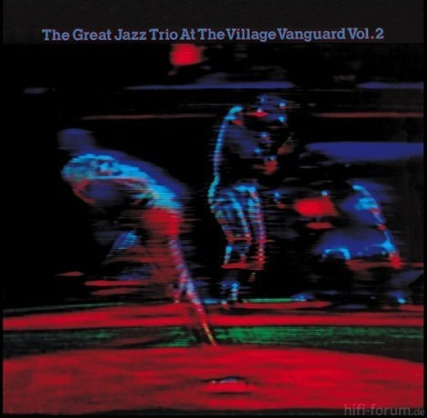 Great Jazz Trio - Live At Village Vanguard II