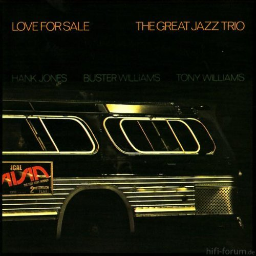 Great Jazz Trio - Love For Sale