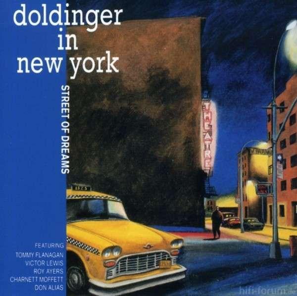 Klaus Doldinger   Street Of Dreams