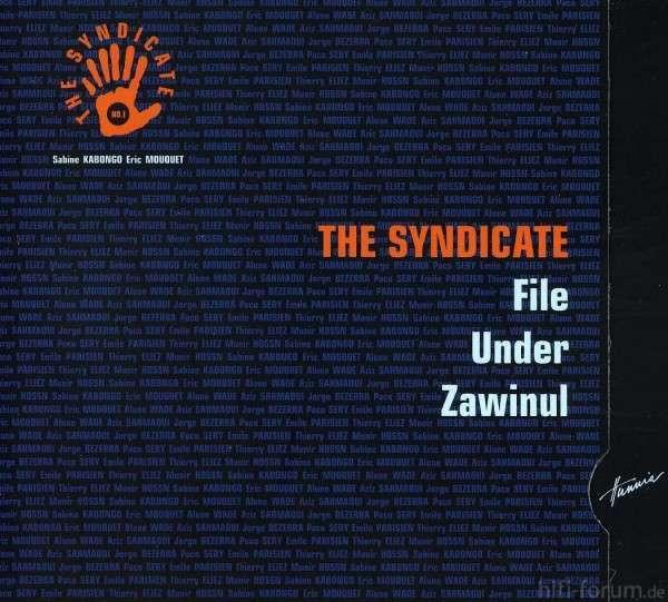 Syndicate   File Under Zawinul