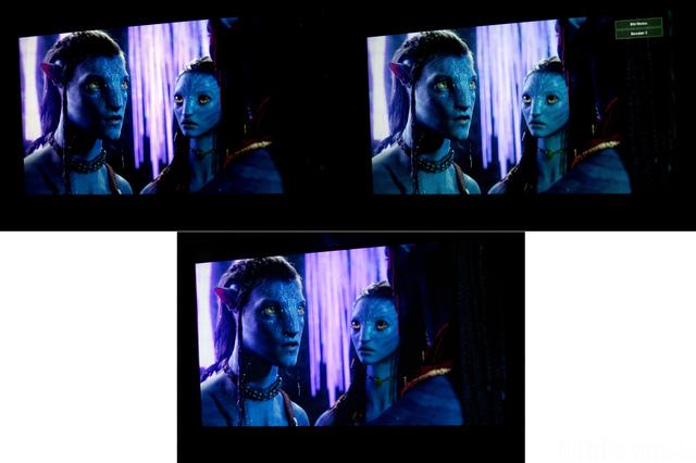Bildervergleiche Projektoren