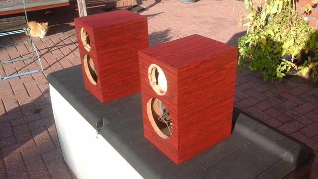 furnieren eine arbeit f r den tischler lautsprecher hifi forum. Black Bedroom Furniture Sets. Home Design Ideas
