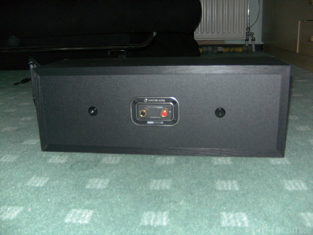 Monitor Audio BX Center