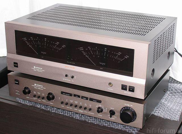 Hitachi HCA Und HMA 7500 MkII