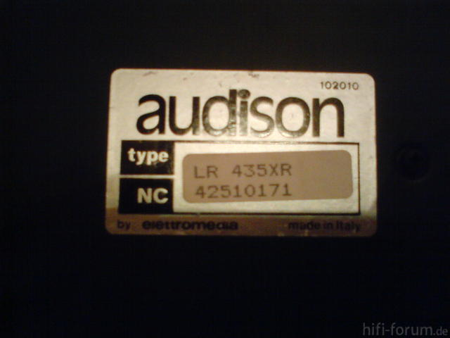 Audison LR 435XR (2)