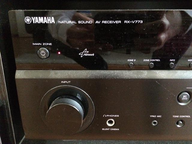 Yahama RX 773
