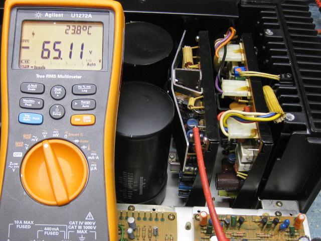 SX-1250 Regulator Mod