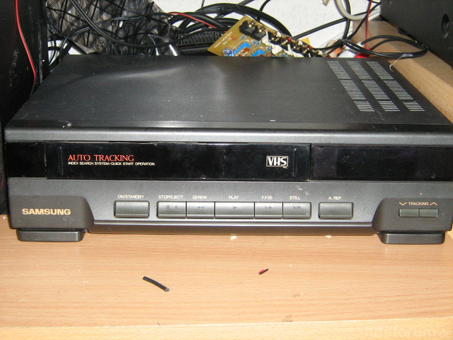 VHS Plaver Front