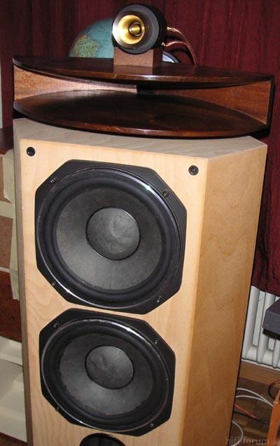 Bassreflex Mit FW250 Und Horn