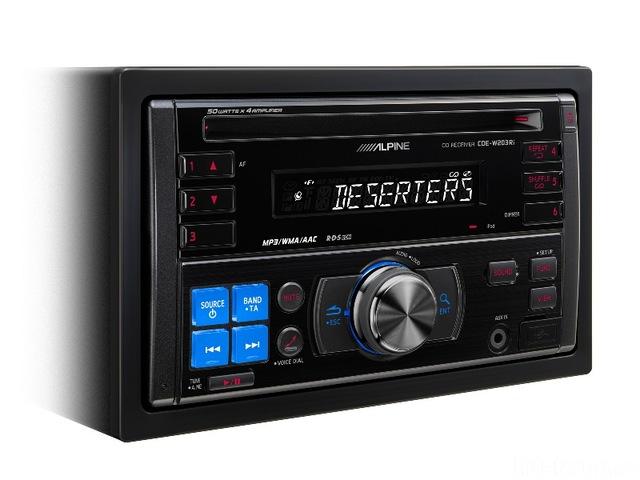 Bild 1 Alpine Radio