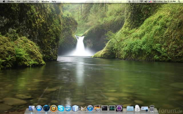 MacBook Desktop