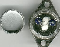 Geöffneter Transistor