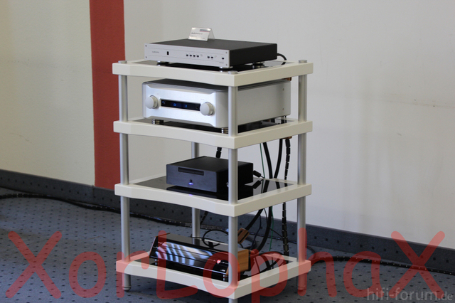 High End On Tour 2011