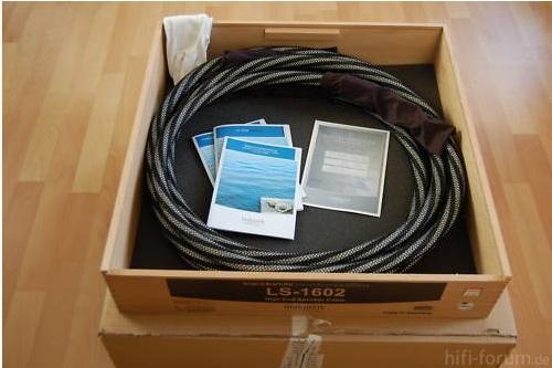 In-Akustik LS-1602 In 2x 3,5m Bi-Wiring
