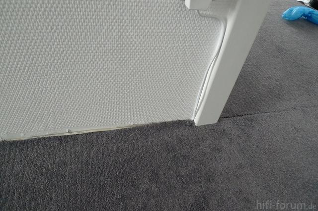 Kabelführung Zur Steckdose Und Tür