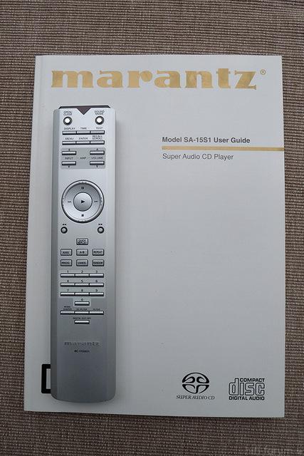 Marantz SA15 S1